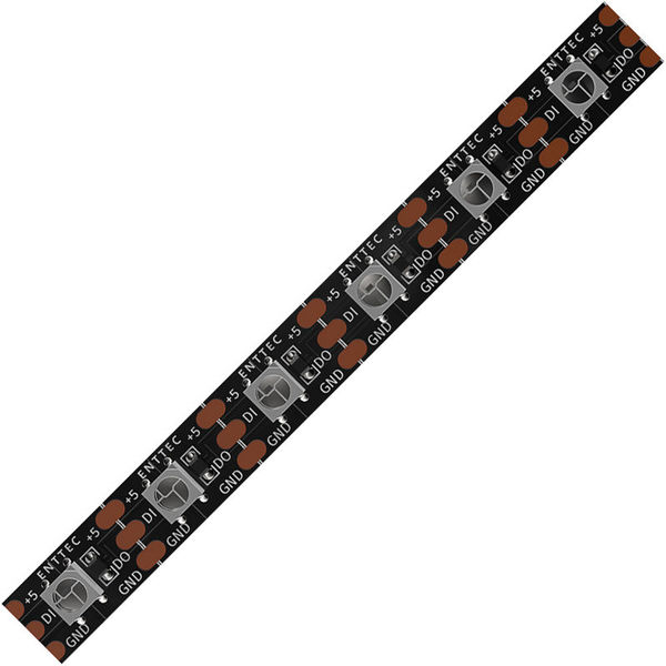Enttec RGB Black Pixel Tape 5V 5m
