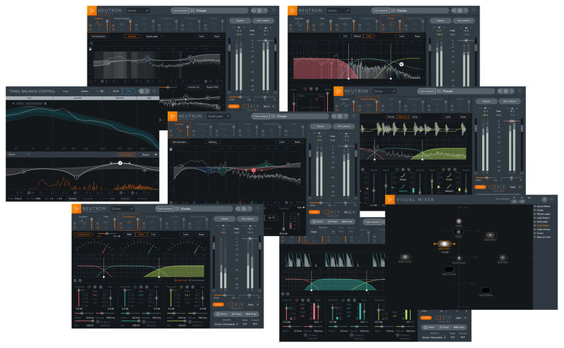 iZotope O8N2 Bundle EDU