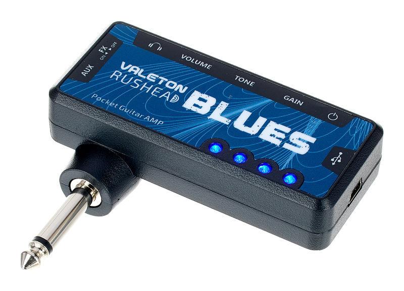 Valeton RushHead Blues