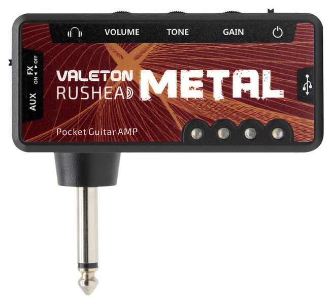 Valeton RushHead Metal