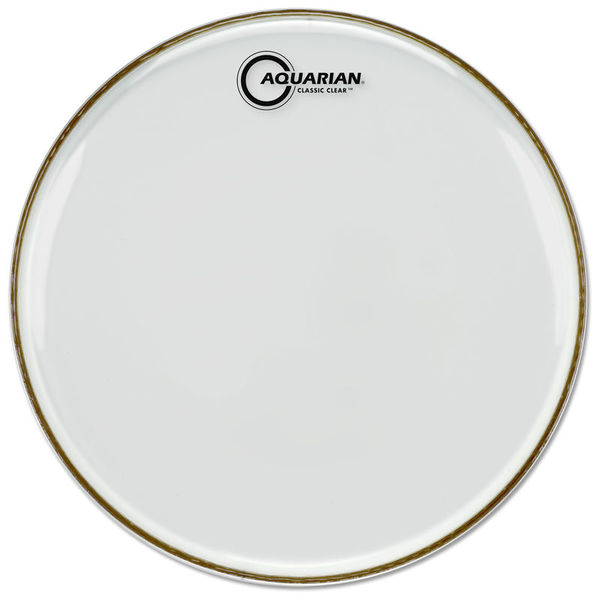"Aquarian 12"" Classic Clear Resonant"