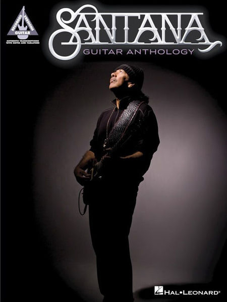 Hal Leonard Santana: Guitar Anthology