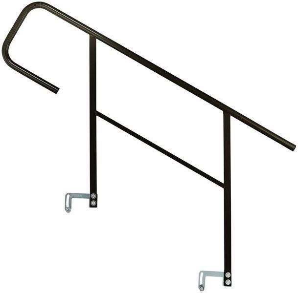 Mott Handrail for Variable Stair BK