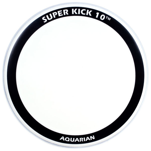 "Aquarian 18"" Superkick Ten Coated"