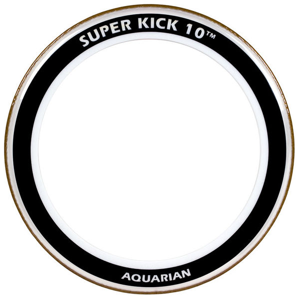 "Aquarian 20"" Superkick Ten clear"
