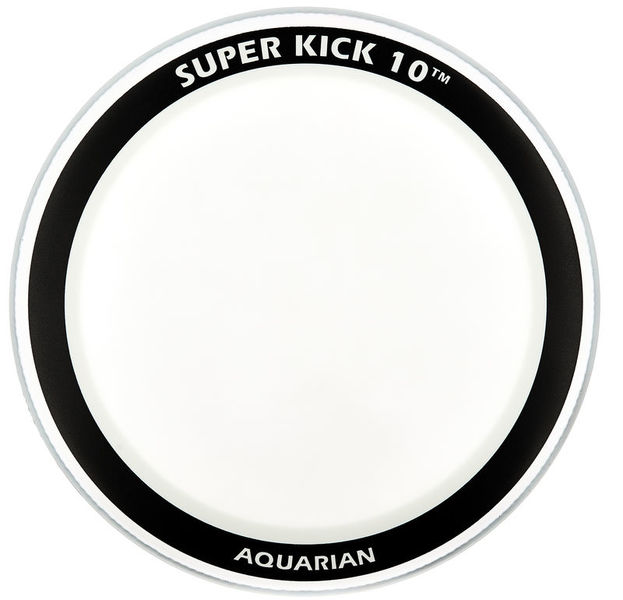 "Aquarian 24"" Superkick Ten Coated"
