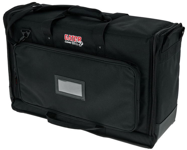 Gator Dual G-LCD-TOTE-SMX2