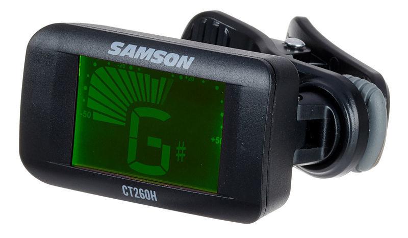 Samson CT260H Cliptuner