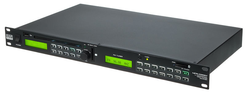 DAP-Audio MPR-200BT