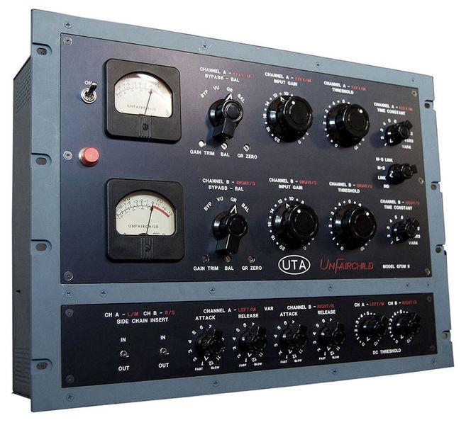 UnderToneAudio UnFairchild 670M II