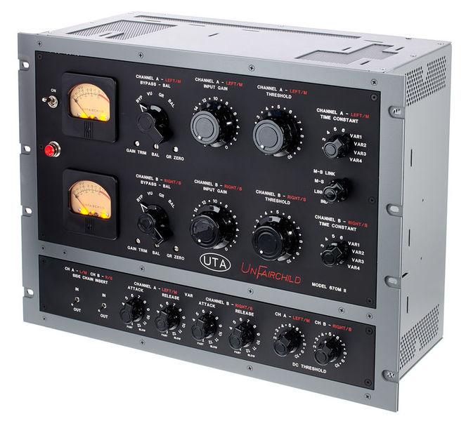 UnFairchild 670M II UnderToneAudio