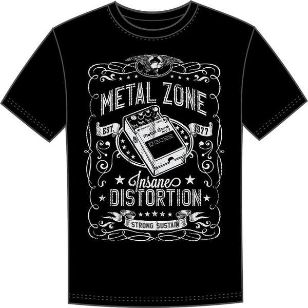 Boss T-Shirt Metal Zone M