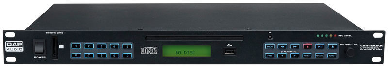 DAP-Audio CDR-110 MKIV