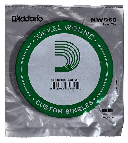 Daddario NW068 Single String