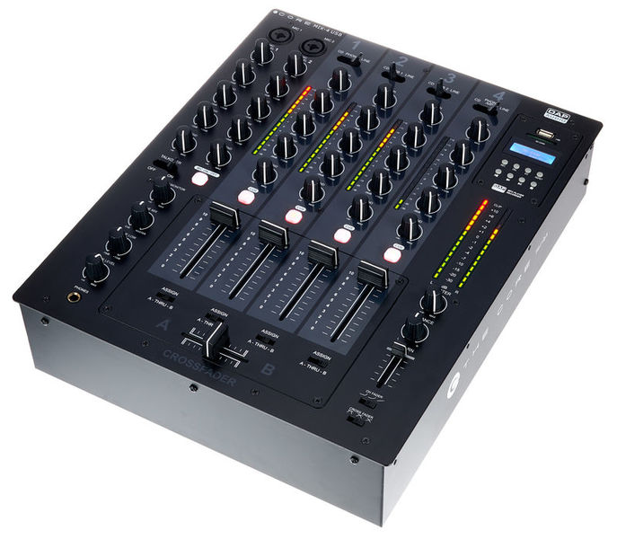 CORE MIX-4 USB DAP-Audio