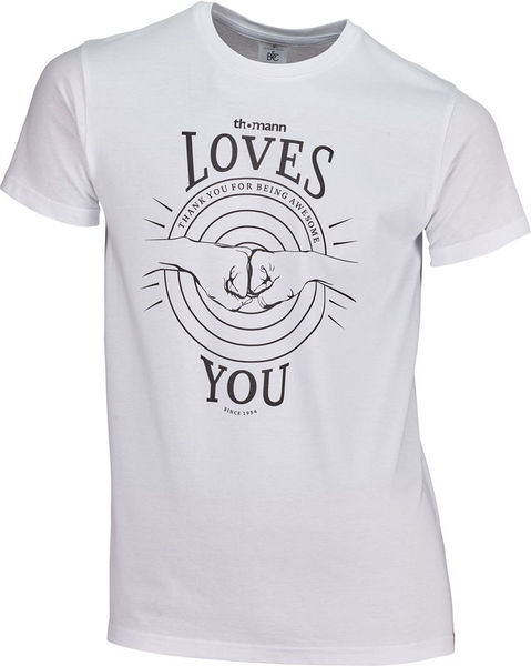 Thomann Loves You T-Shirt XL