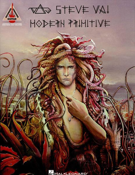Hal Leonard Steve Vai: Modern Primitive
