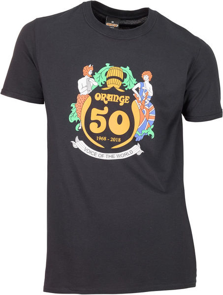Orange T-Shirt 50th Anniversary M