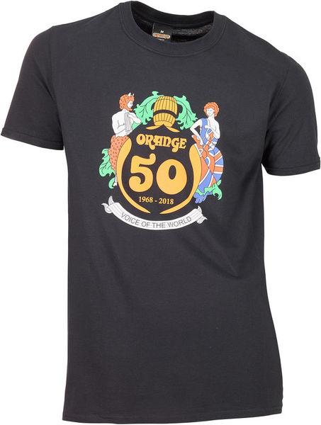 Orange T-Shirt 50th Anniversary M