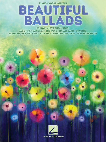 Hal Leonard Beautiful Ballads PVG