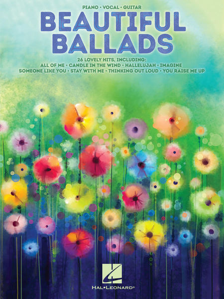 Hal Leonard Beautiful Ballads PVG