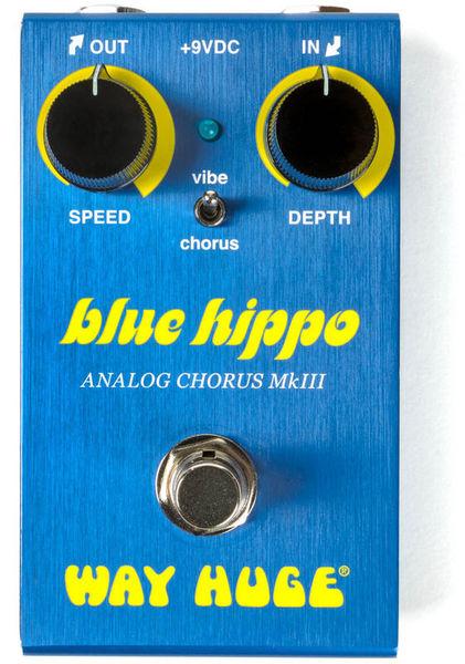 Dunlop Way Huge Smalls Blue Hippo