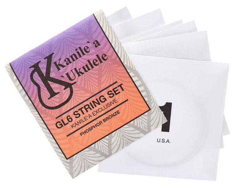GHS GL6 Guitarlele String Set
