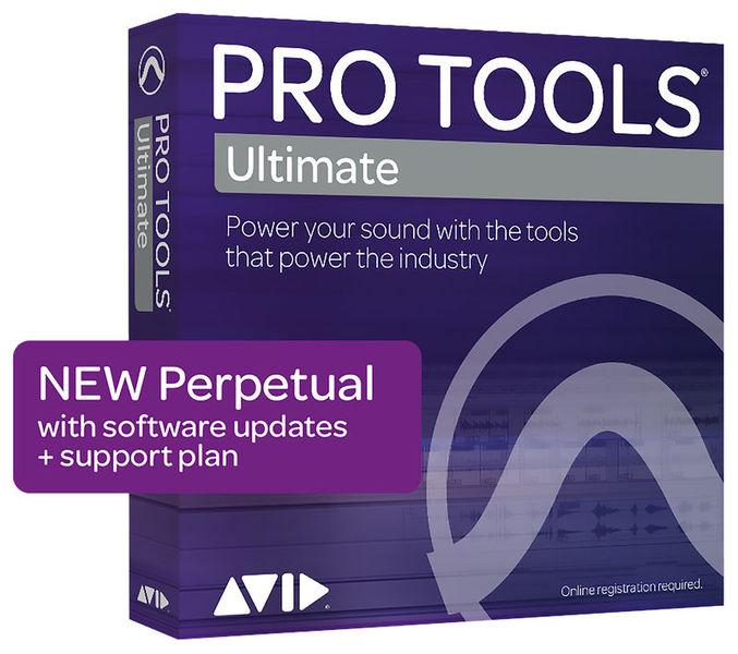 Pro Tools Ultimate Avid