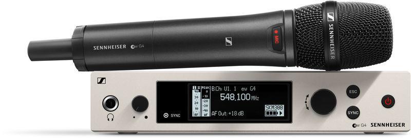 Sennheiser ew 100 G4-835-S G-Band