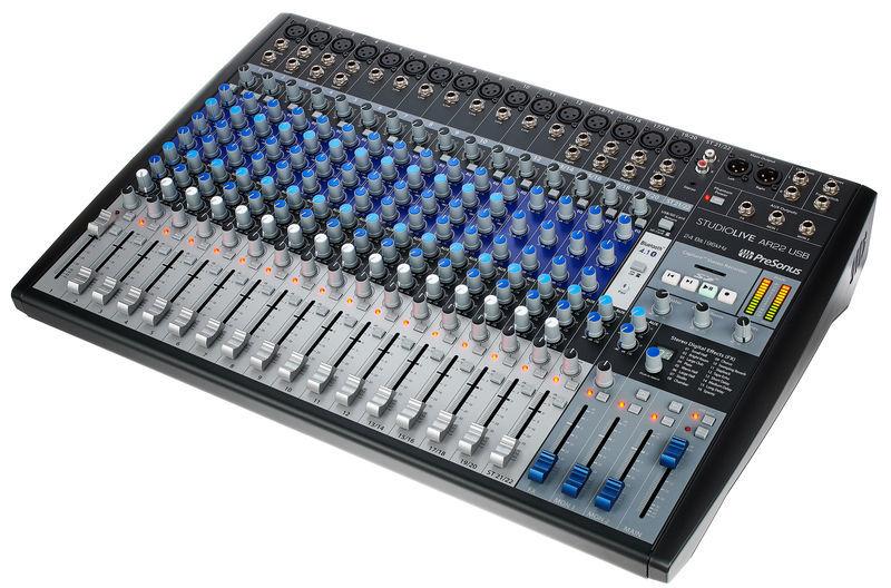 Presonus StudioLive AR22 USB
