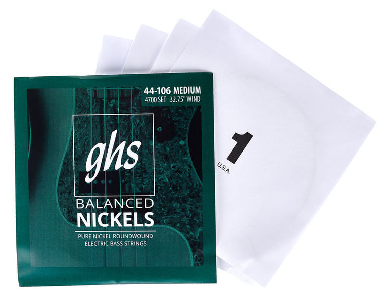 GHS Balanced Nickels 044-106