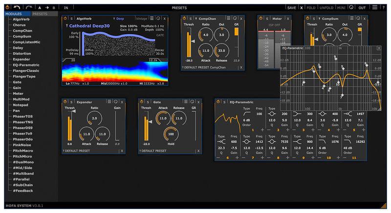 Hofa System MixBox