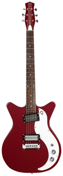 Danelectro 59X Dark Red