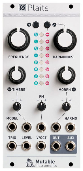 Plaits Mutable Instruments