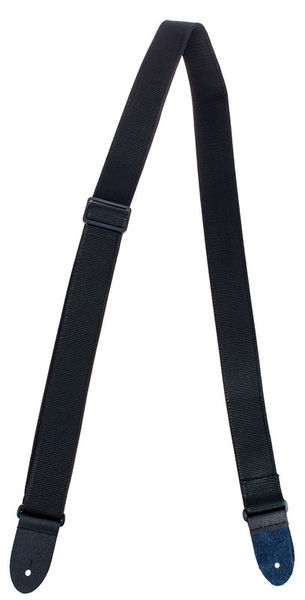 Dunlop Cotton Classic Strap BK XLong