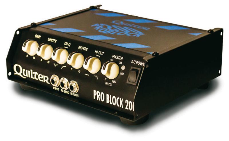 Pro Block 200 Quilter