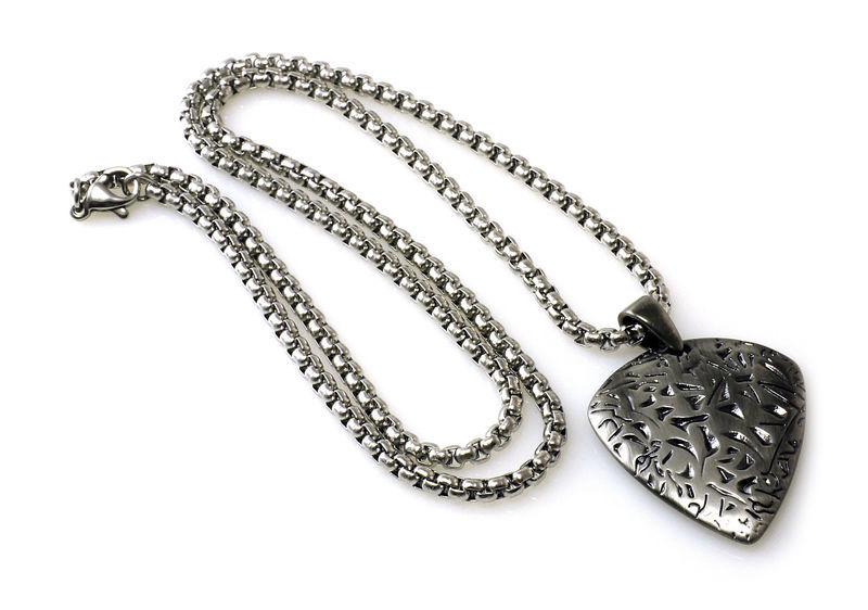Rockys Necklace Plectrum Vintage 2