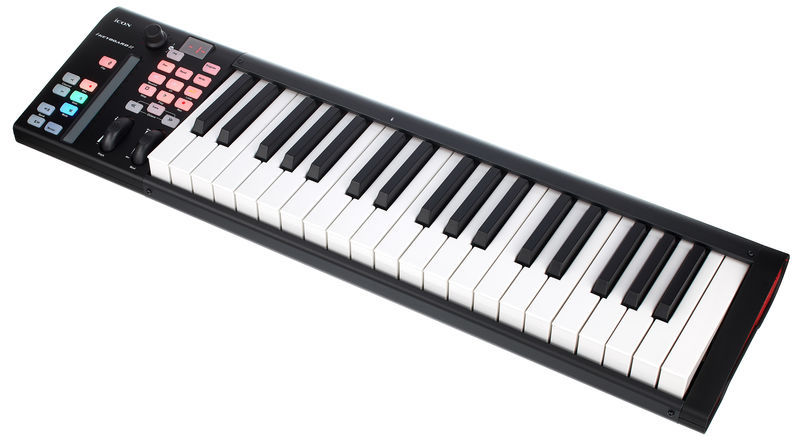 Icon iKeyboard 6X 61-Key USB Keyboard Controller