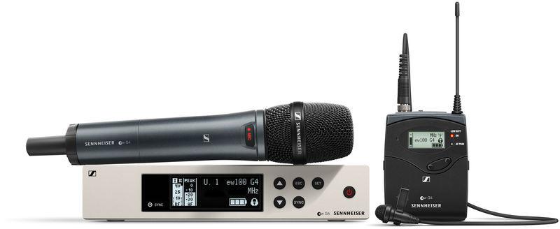 Sennheiser ew 100 G4-ME2/835-S GB-Band