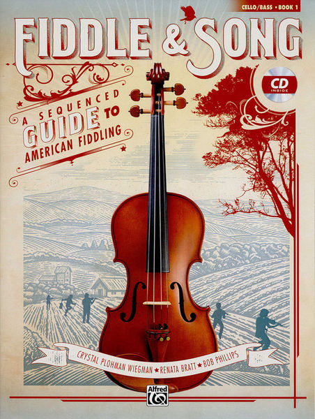 Alfred Music Publishing Fiddle & Song Cello/Bass 1