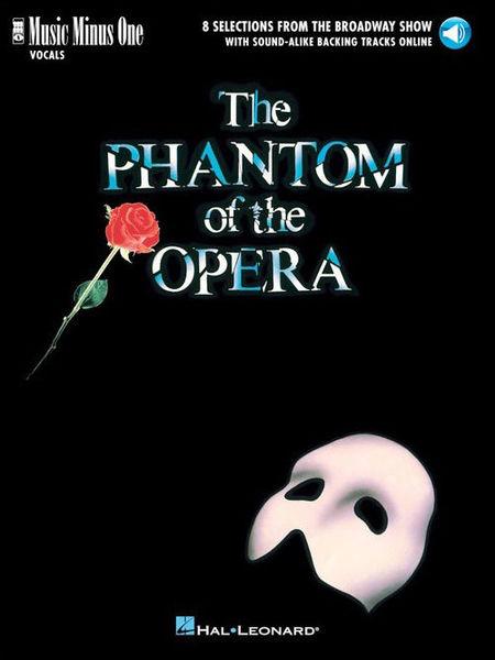 Hal Leonard Music Minus One Phantom of