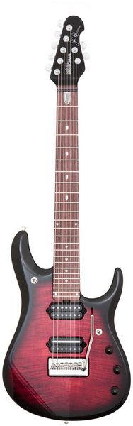 Music Man John Petrucci BFR JP7 Ruby