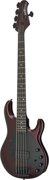 Music Man Stingray 5 EB Stealth Crimson