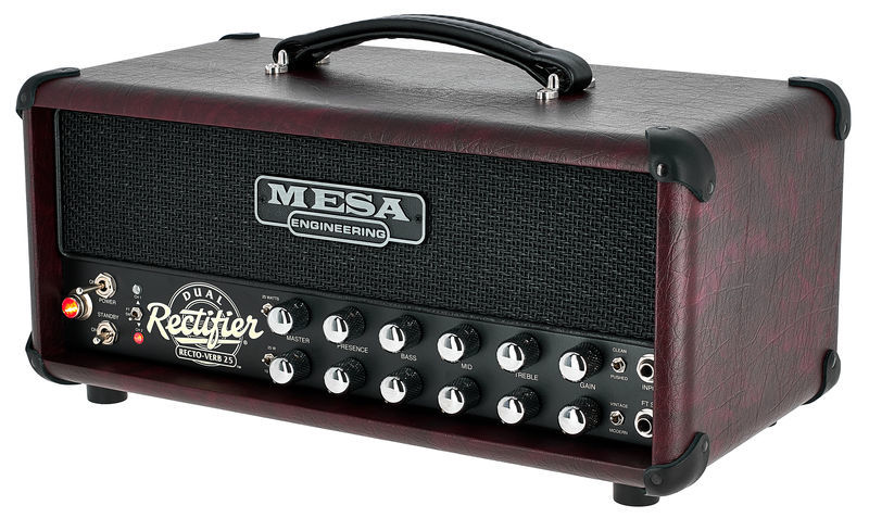 Mesa Boogie Mini Rectifier Custom Wine