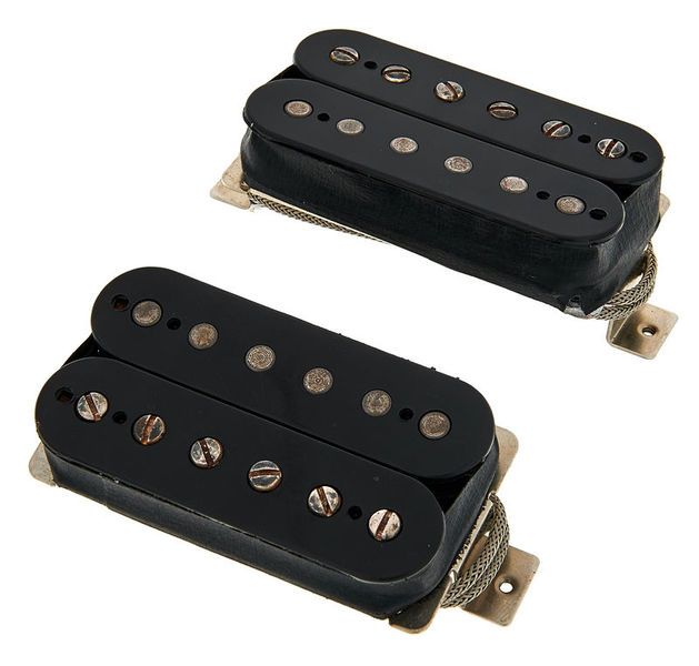 Seymour Duncan Joe Bonamassa Amos Set Black