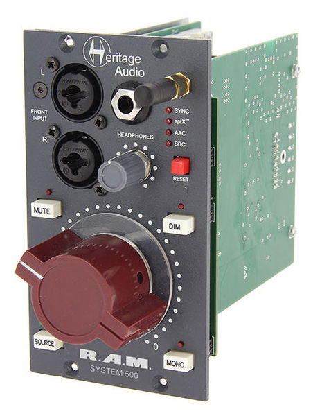 RAM System 500 Heritage Audio