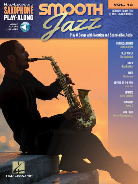 Hal Leonard Smooth Jazz Sax