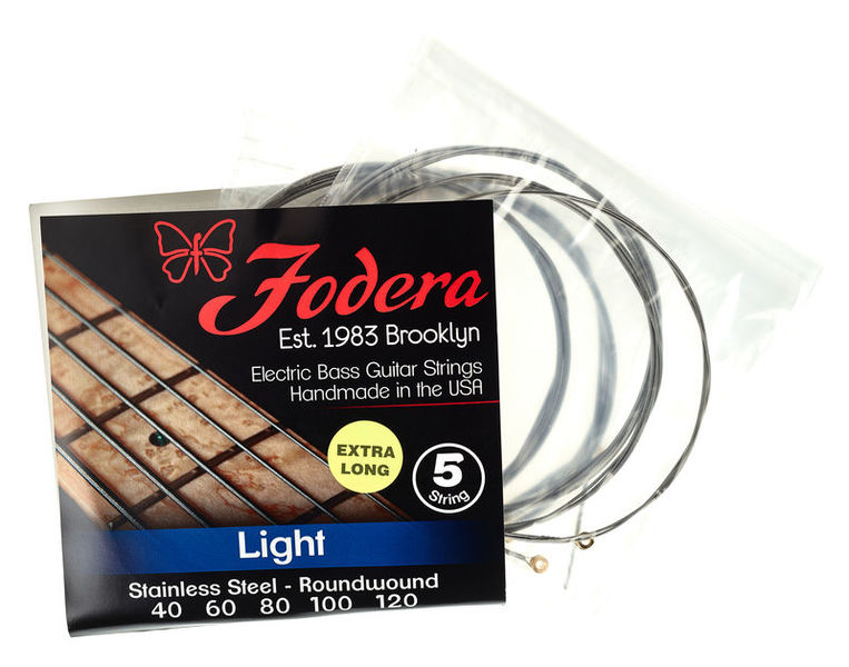 Fodera 5-String Set light SS XL