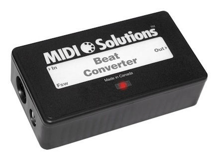 MIDI Solutions Beat Converter