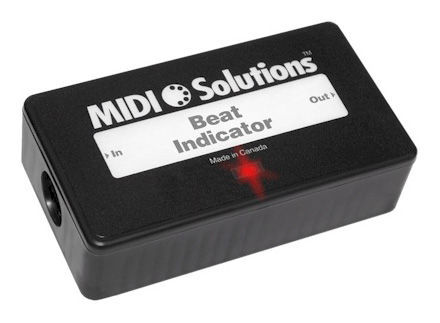 MIDI Solutions Beat Indicator